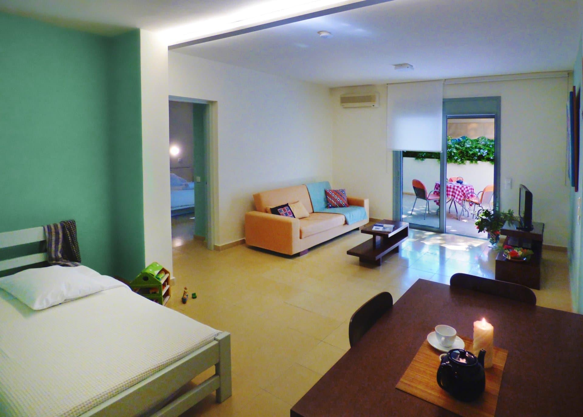 Nereids Apartments - Happy family apartments in Sitia